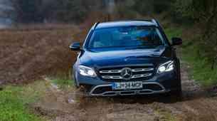 Kratki test: Mercedes-Benz E 220 d 4Matic All-Terrain