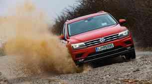Kratki test: Volkswagen Tiguan Allspace 2.0 TDI (176 kw) DSG 4Motion Highline