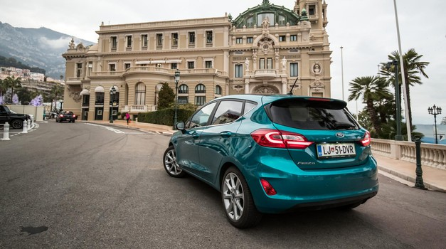 Podaljšani test: Ford Fiesta 1.0 EcoBoost 74 kW (100 KM) 5V Titanium (foto: Uroš Modlic)