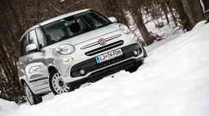 Podaljšani test: Fiat 500L 1.3 Multijet II 16V City