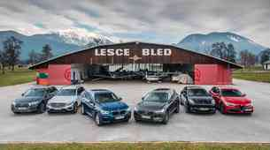 Primerjalni test: Alfa Romeo Stelvio, Audi Q5, BMW X3, Mercedes-Benz GLC, Porsche Macan, Volvo XC60