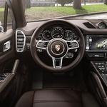 Porsche Cayenne E-Hybrid s 44 kilometri električnega dometa (foto: Porsche)