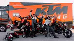 KTM in Rok Bagoroš moto vplivneže z vsega sveta povabila v Mursko Soboto