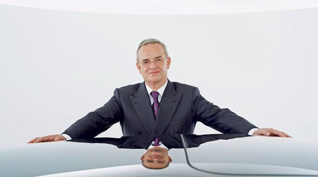Nekdanji predsednik uprave koncerna Volkswagen obtožen prevare (foto: Arhiv AM)