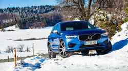 Test: Volvo XC60 T8 Twin Engine AWD R Design