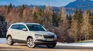 Test: Škoda Karoq 2.0 TDI 4x4 DSG 150 KM Style