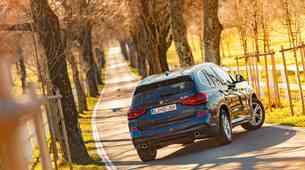 Test: BMW X3 xDrive30d