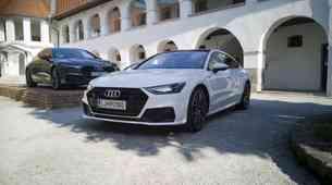 Novo v Sloveniji: Audi A7 Sportback