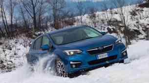 Test: Subaru Impreza 1,6i Style Navi