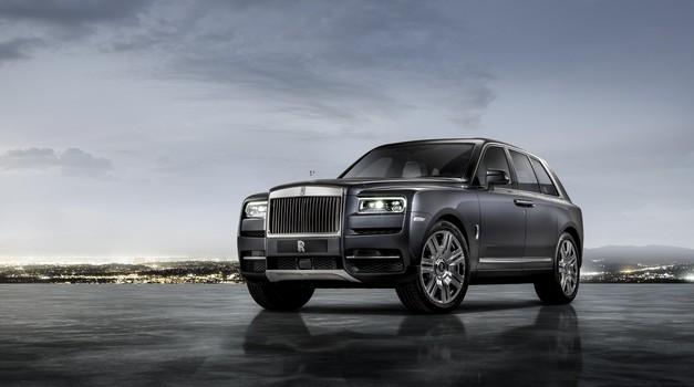 Tudi Rolls-Royce snema oglase v Sloveniji (foto: Rolls-Royce)