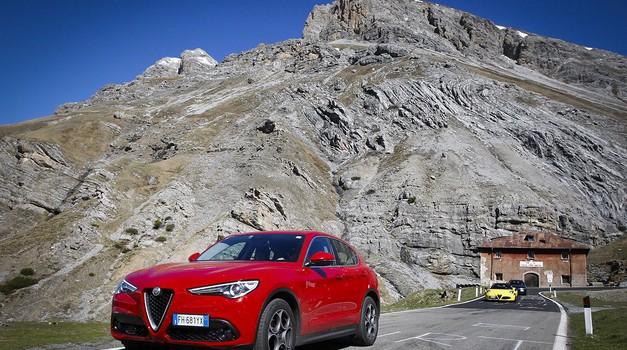 Alfa Romeo pripravlja nov, večji SUV (foto: FCA)