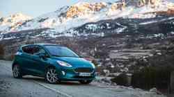 Podaljšani test: Ford Fiesta 1,0 EcoBoost 74 kW (100 KM) 5v Titanium - Mladostna štiridesetletnica
