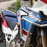 Test: Honda Africa Twin Adventure sports (foto: Kavčič)