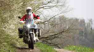 Test: Honda Africa Twin Adventure sports