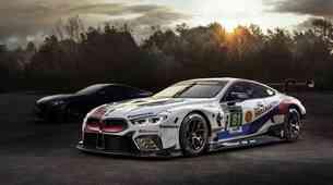 Uradno: BMW serije 8 prihaja v Le Mans