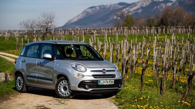 Podaljšani test: Fiat 500L 1.3 Multijet 16V City - Predsodki (foto: Uroš Modlic)