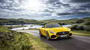 Mercedes-Benz širi družino GT