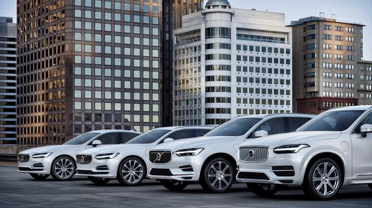 Volvo napovedal začetek konca dizlov (foto: Volvo)