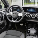 Novo v Sloveniji: Mercedes-Benz razred A (foto: Daimler)