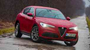 Kratki test: Alfa Romeo Stelvio 2.0 Turbo 16v 280 AT8 Q4 First Edition
