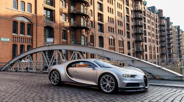 Prihaja nov, cenovno najdostopnejši Bugatti Chiron (foto: Bugatti)