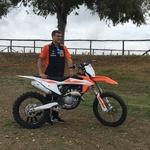 Video: Jaka Završan na KTM SX 125 2019 lovil udarno trojico v postavi Ryan Dungey, Jorge Prado in Antonio Cairoli (foto: Jaka Završan)