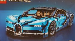Razkrivamo prve neuradne fotografije Legove miniature Bugatti Chirona