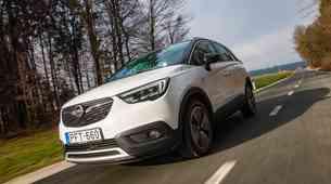 Kratki test: Opel Crossland X 1.6 CDTI Ecotec Innovation