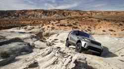 Avtonomni avtomobili po zaslugi Land Roverja tudi po brezpotjih