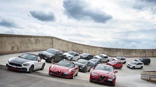 Koncern FCA napoveduje ofenzivo v novi petletki: Alfa Romeo bo obudila imeni GTV in 8C, Maserati pa pripravlja popolnoma električnega športnika (foto: FCA)