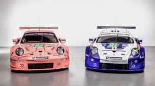 Porsche z retro pridihom v Le Mansu
