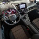 Novo v Sloveniji: Prihaja Opel Combo, že petič (foto: Opel)