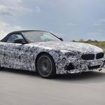 BMW razkriva (zakritega) težko pričakovanega roadsterja, kot kaže, bo novinec nosil ime Z4, in ne Z5 (foto: BMW)