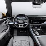 Svetovna premiera: Audi Q8 prinaša svežino v razred športnih terencev iz Ingolstadta (foto: Audi)