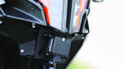 KTM z radarskim tempomatom in sistemom za prepoznavanje mrtvega kota