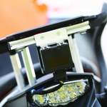 KTM z radarskim tempomatom in sistemom za prepoznavanje mrtvega kota (foto: Chippy Wood / KTM Images)