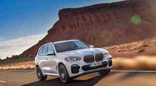 BMW X5 samo še nekaj časa ostaja največji bavarski križanec