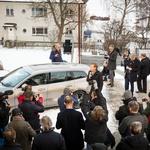 Volvo opušča klasične pristope za komunikacijo s strankami (foto: Newspress)