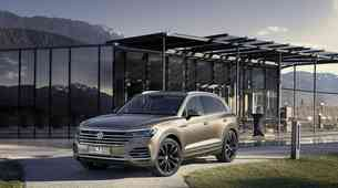 Novo v Sloveniji: Volkswagen Touareg – za zahtevne kupce