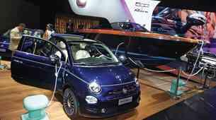 Koncern FCA odpovedal udeležbo na avtomobilskem salonu v Parizu