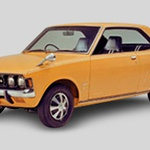 Zgodovina: Mitsubishi - trije kitajski kostanji (foto: Mitsubishi)