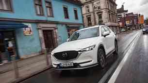 Kratki test: Mazda CX-5 G194 AT AWD Revolution Top