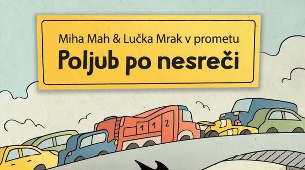 Otroci, previdno na cesti tudi med počitnicami (foto: AVP)
