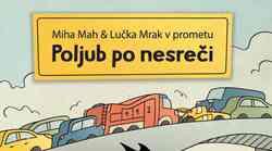 Otroci, previdno na cesti tudi med počitnicami