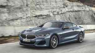 BMW je končno predstavil novi razkošni kupe serije 8