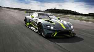 Aston Martin napoveduje novo generacijo dirkalnikov za zasebne voznike
