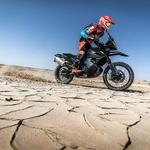 KTM pripravil poslastico za udeležence dirke KTM Adventure Rally (foto: KTM)