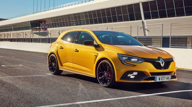 Novo v Sloveniji - Renault Megane R.S. (foto: Renault)