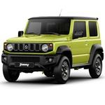 Prve uradne fotografije novega Suzukija Jimnyja so tu (foto: Suzuki)
