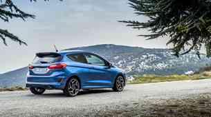Novo v Sloveniji: Ford Fiesta ST in prenovljeni Ford Mustang